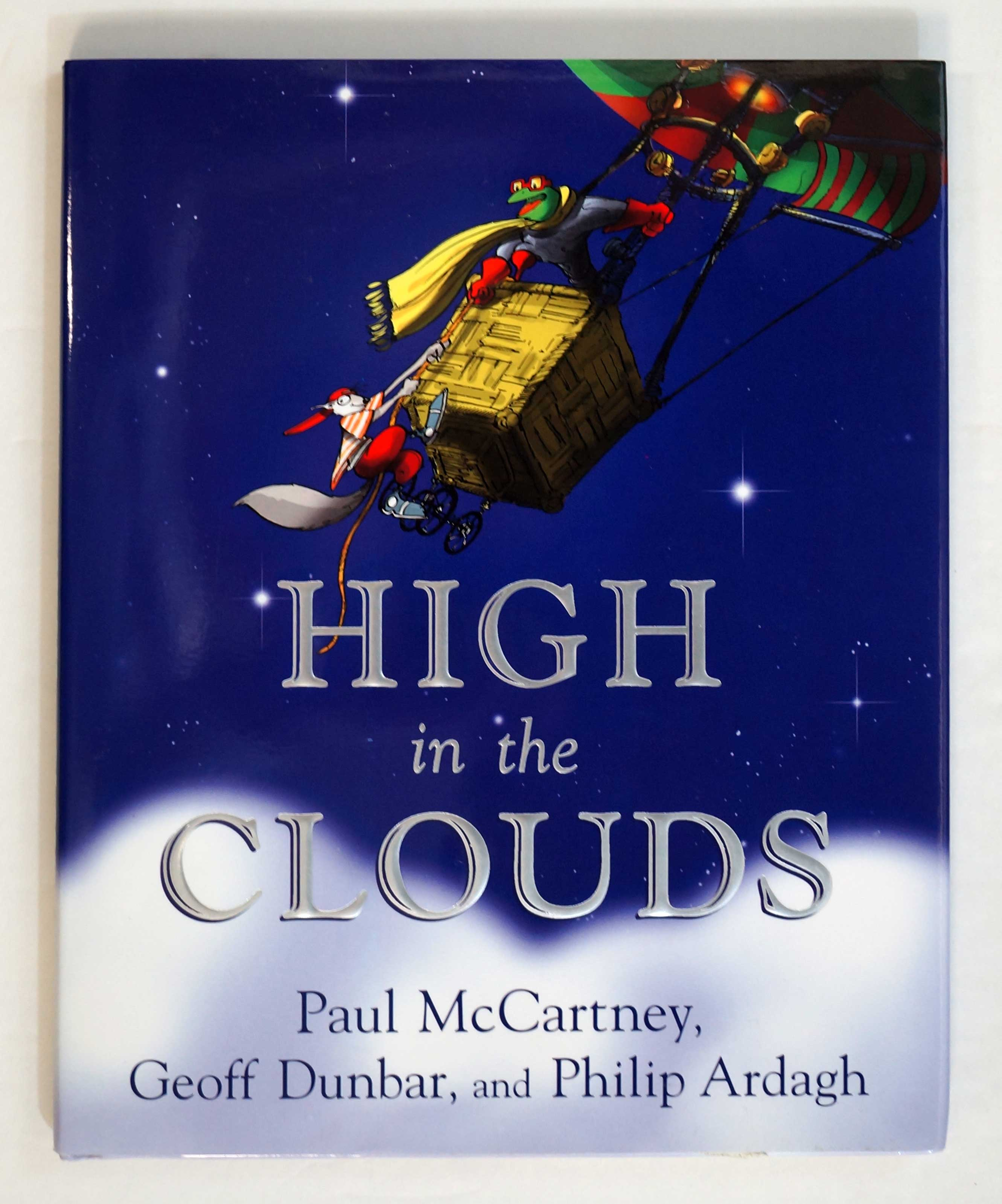 Lot 266 High in the Clouds Autographed by Paul McCartney