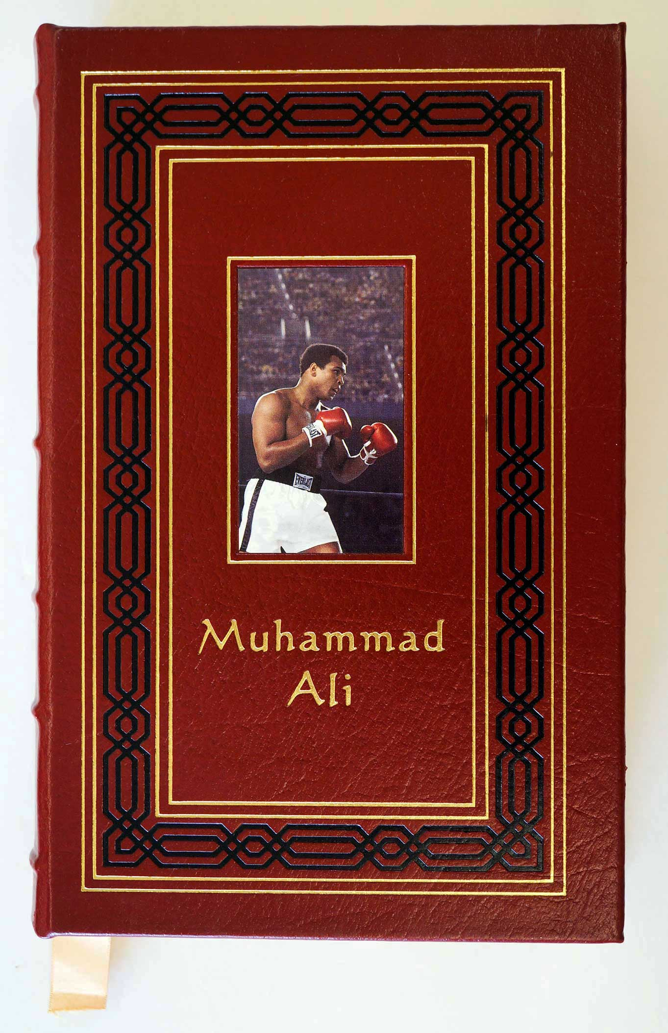 Muhammad Ali His Life and Times Signed Edition