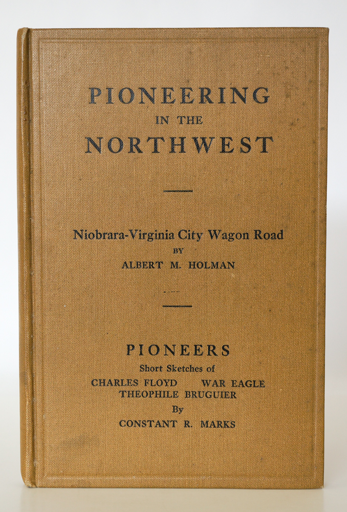 Pioneering in the Northwest 1924