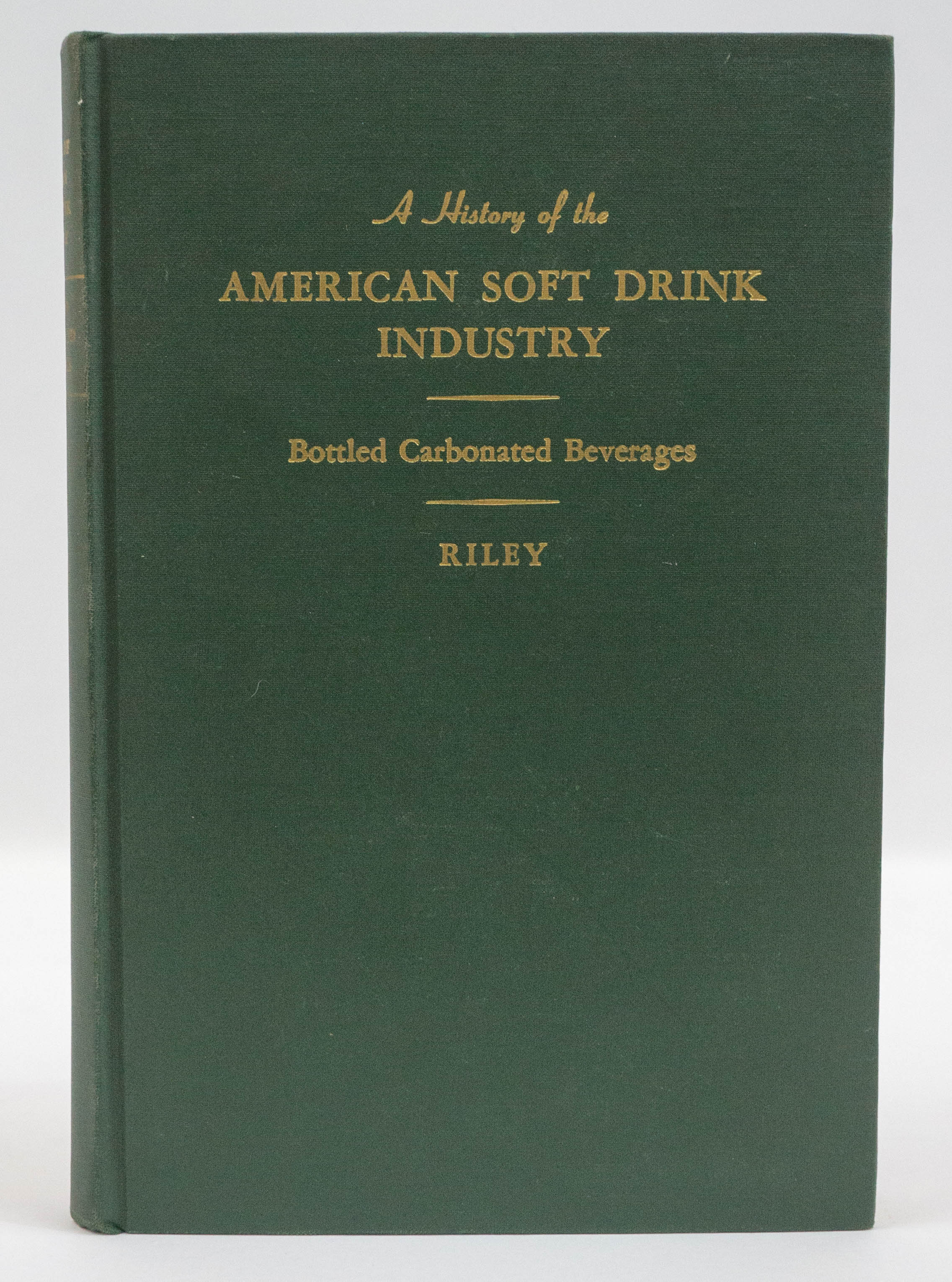A History of the American Soft Drink Industry 1958