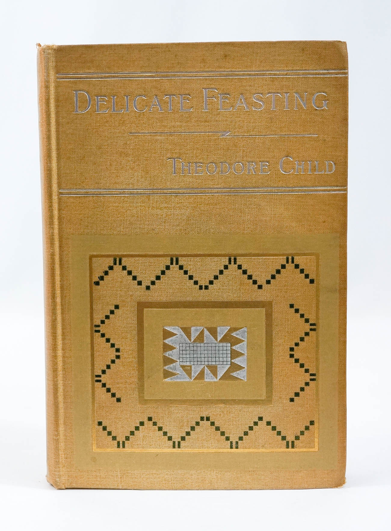 Delicate Feasting by Theodore Child 1890