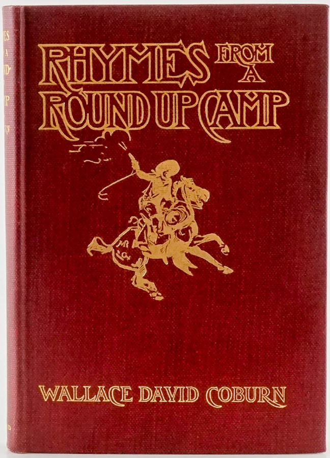 Rhymes from a Round Up Camp 1903