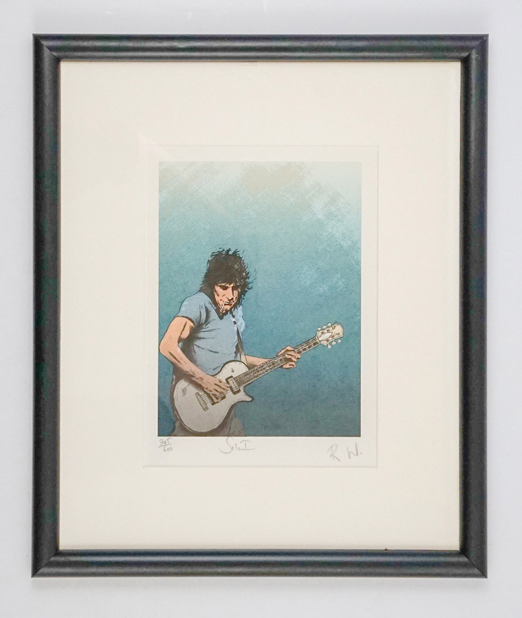 Ronnie Wood (Rolling Stones)