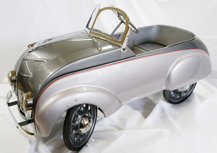 Pressed Steel Steelcraft Pedal Car