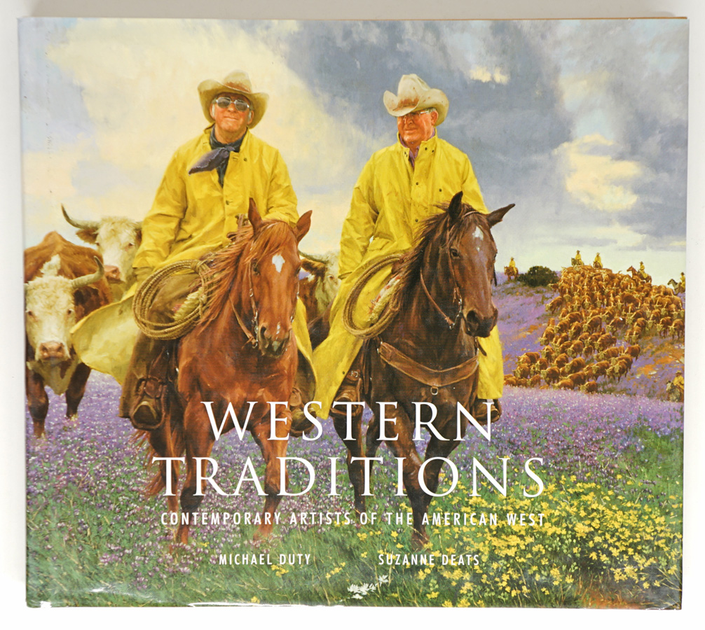 Western Traditions 2005 Artist Signed 'Coleman'