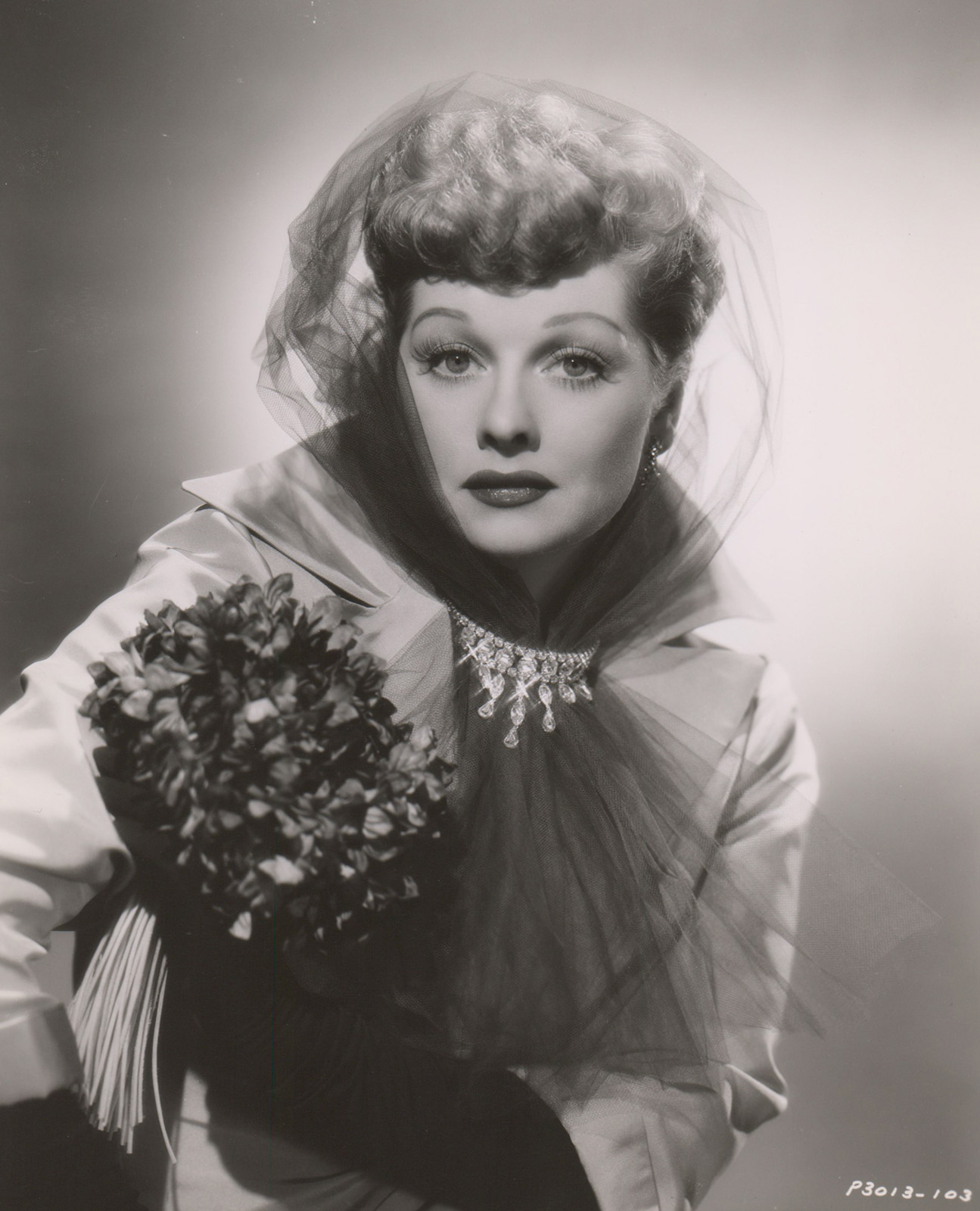 Lucille Ball 1949 Doubleweight Publicity Photo