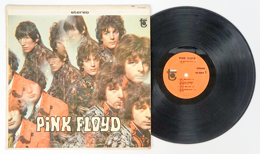 Pink Floyd 'The Piper at the Gates of Dawn' LP