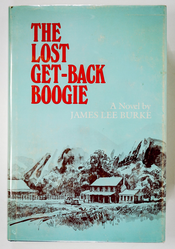 The Lost Get-Back Boogie by Burke SIGNED