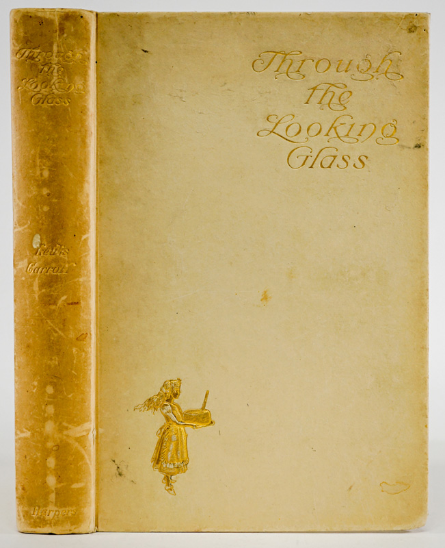 Through the Looking-Glass; Signed by Newell 1902