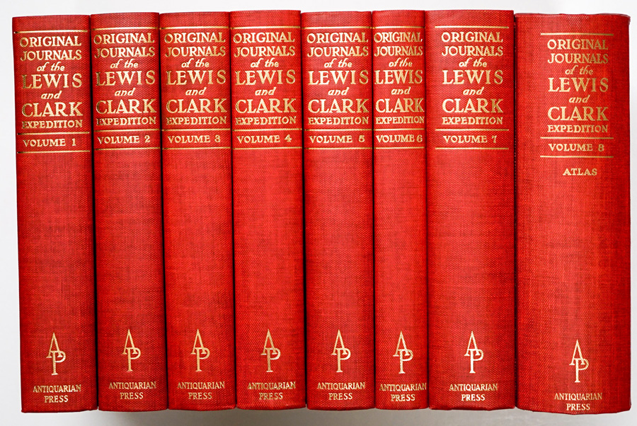 Lewis and Clark 1959 LTD Edition (8V)