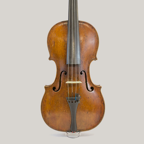 A Violin by Johann Georg Thur