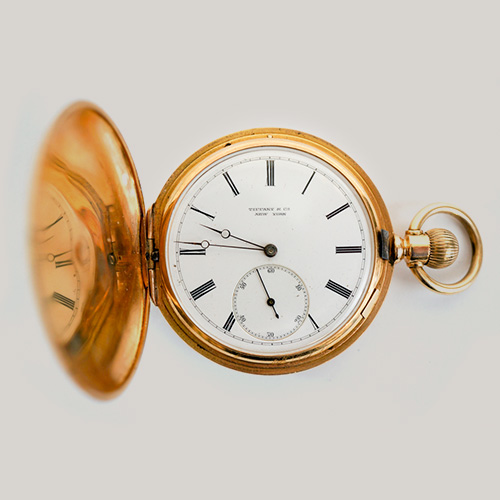 18K Tiffany & Co Watch Dated 1901