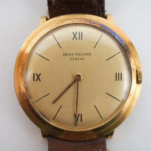 Patek Phillipe Man's Wristwatch