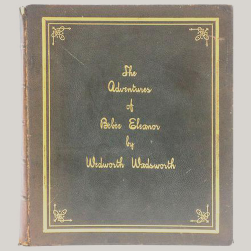 Wedworth Wadsworth Original Manuscript