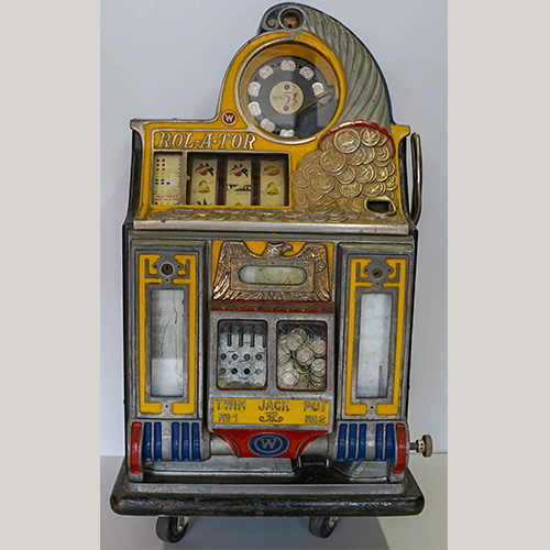 Watling Rol-A-Tor 5 cent Slot Machine